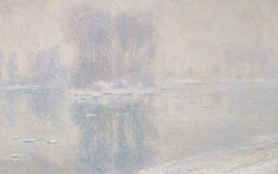 Giovanni Pascoli - Nella nebbia