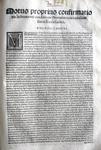Bolle di Pio IV che disciplina il notariato nello stato pontificio - Roma, Blado 1568