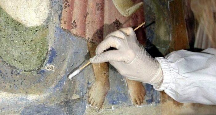 Federico Zeri - Il restauro è stato uno dei flagelli degli ultimi duecento anni