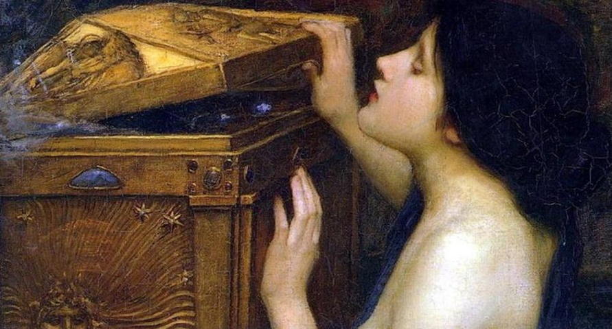 Friedrich Nietzsche - Il vaso di Pandora