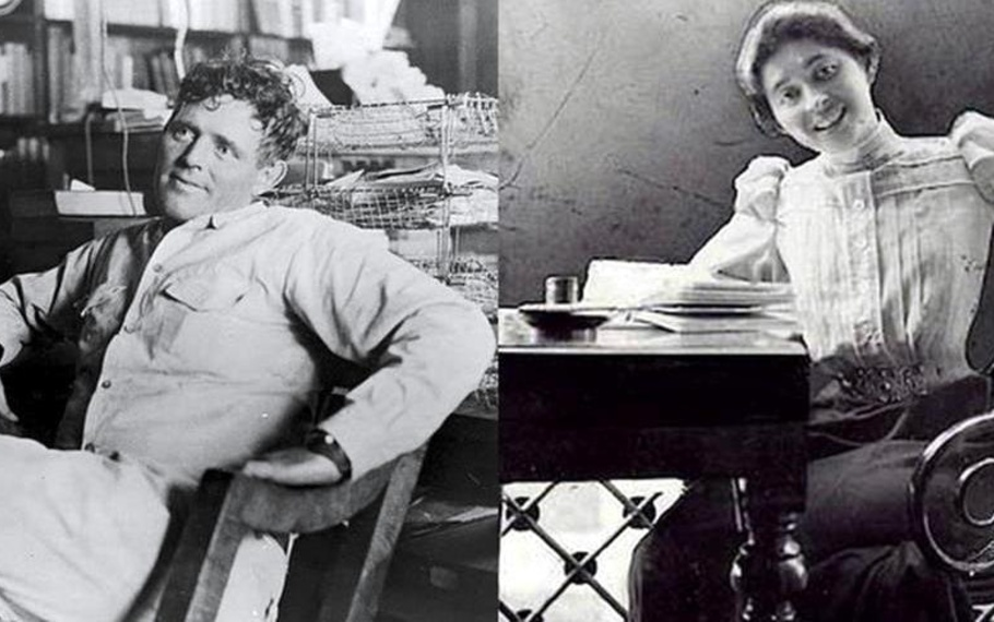 La lettera d'amore di Jack London ad Anna Strunsky (3 Aprile 1901)