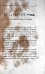 Saint-Hilaire - Art de mettre sa cravate - 1827