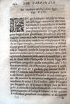 Fabio Albergati - Il Cardinale - Roma 1664