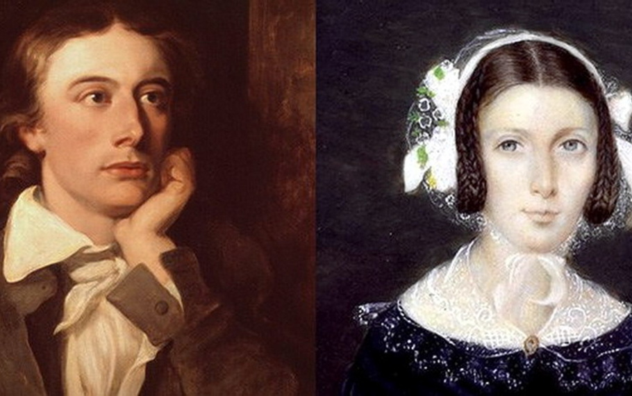 John Keats a Fanny Brawne