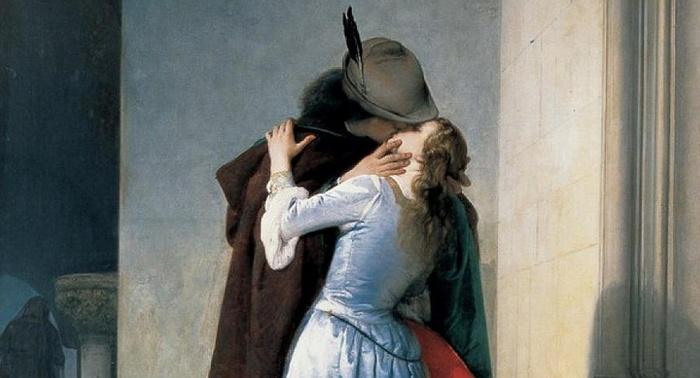 Pablo Neruda - Il bacio