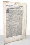 Bolla di Pio IV che disciplina franchigie e malefici - Roma, Blado 1562