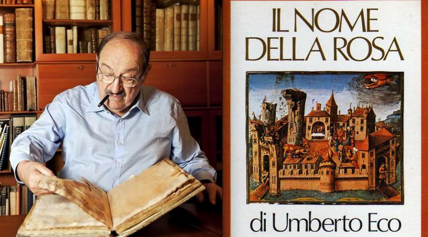 Umberto Eco - L'idea del Nome della rosa