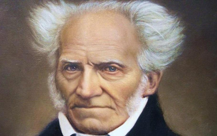 Arthur Schopenhauer - Dobbiamo aprire ben larga la porta alla serenità