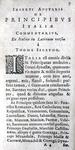 De principatibus Italiae tractatus varii - 1628