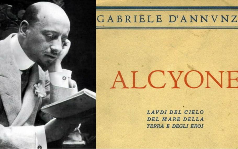 Gabriele D'Annunzio - La sera fiesolana