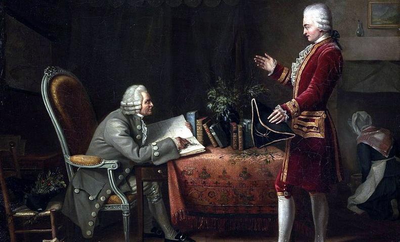 Jean-Jacques Rousseau - Meditare le nostre letture