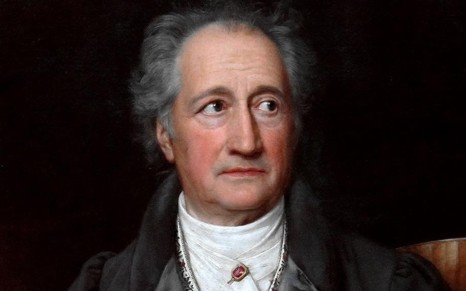 Johann Wolfgang Goethe - Le affinità elettive