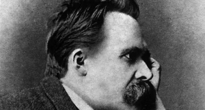Friedrich Nietzsche - Quando uno dei due si lascia amare e non trova necessario fingere