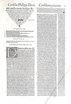 Un capolavoro giuridico: Filippo Decio - Consilia sive responsa - Lugduni 1556 (due volumi in folio)