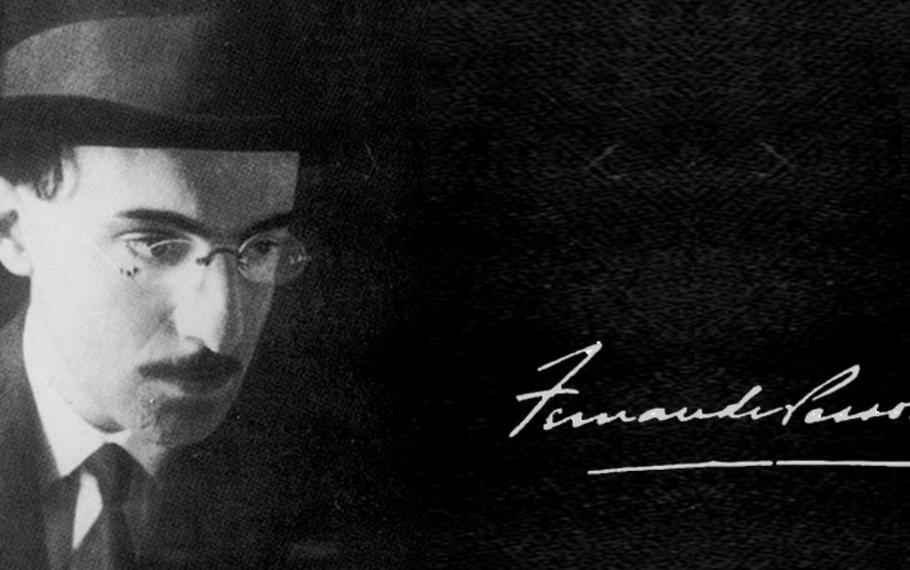 Fernando Pessoa - Il mio desiderio è fuggire