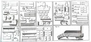 Petit - Trattato de' mali dell'ossa - Napoli 1775 (prima edizione italiana -  5 bellissime tavole)