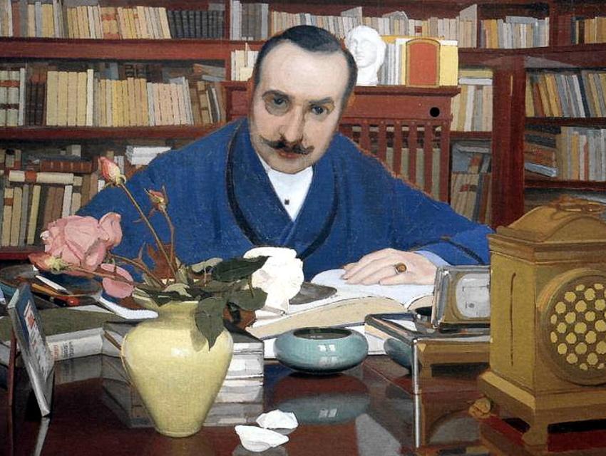 Ugo Ojetti - Ti posso conoscere dai libri che leggi