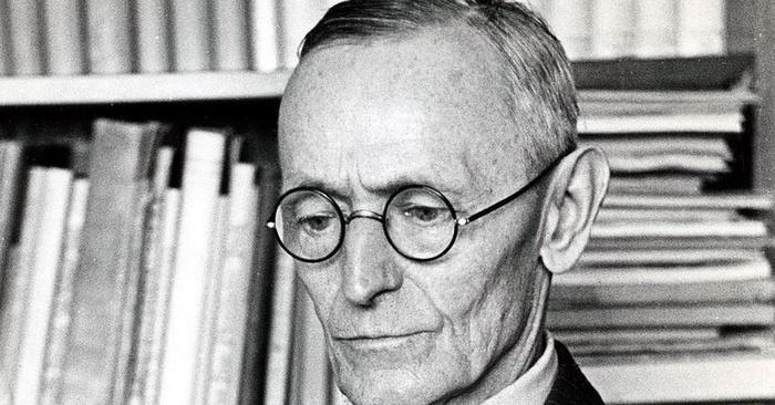Hermann Hesse - Se si leggono libri come si ascoltano gli amici, ciò che si legge allieterà e consolerà come solo gli amici sanno fare