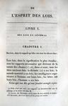 Montesquieu - Oeuvres - 1822