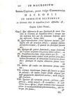 L'astronomia nell'antica Roma: Macrobio - Opera omnia - Padova, Comino 1736 (con 5 belle xilografie)
