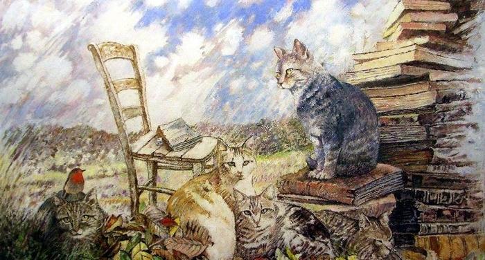 Cesare Pavese - I gatti lo sapranno