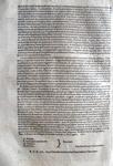 Bolla di Pio V sulla gestione della Fabbrica di San Pietro - Roma, Blado 1571