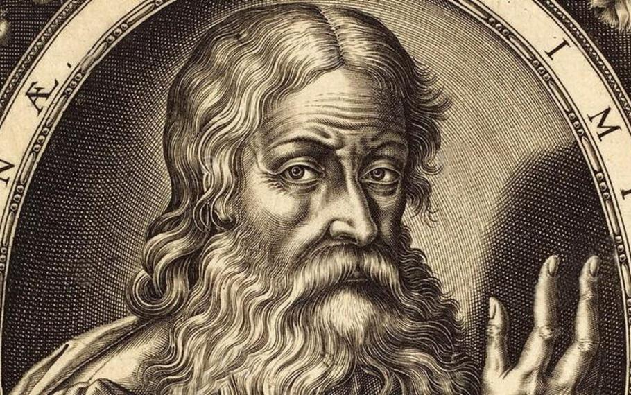 Seneca - Molti versano lacrime per ostentazione