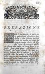 Papadotero - Della fortuna di Oria - 1775