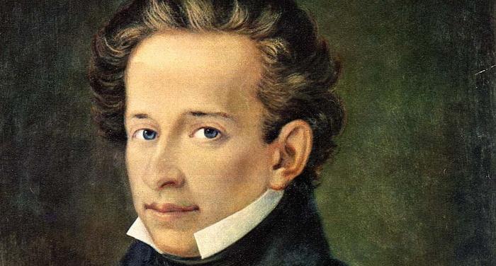 Giacomo Leopardi - canto II - Sopra il monumento di Dante