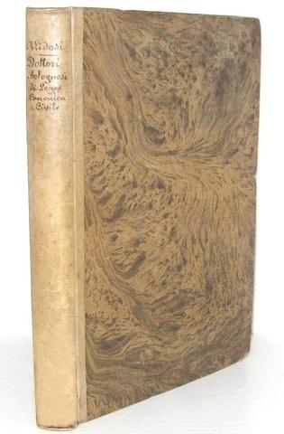 Storia dell'Università di Bologna: Giovanni Pasquali Alidosi - Li dottori bolognesi di legge - 1620