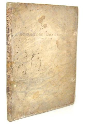 Marcantonio Maioragio - De senatu romano libellus - Milano 1561 (rara prima edizione postuma)