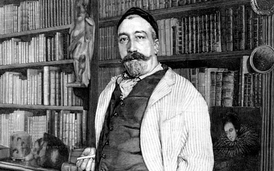 Anatole France - Coloro che leggono molti libri