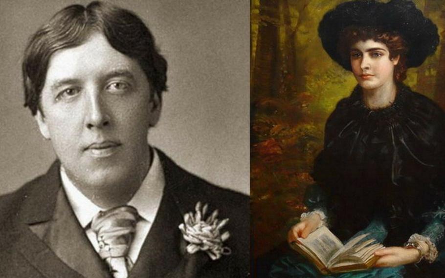 Oscar Wilde - A mia moglie