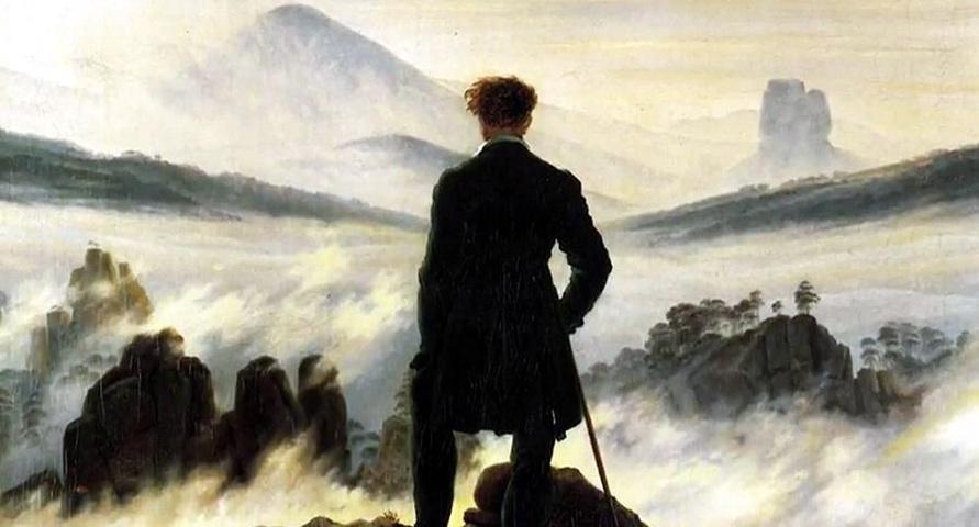 Friedrich Nietzsche ? Il viandante