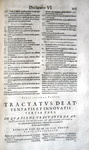DIritto processuale: Roberto Lancellotti - Tractatus de attentatis et innovatis - Frankfurt 1600 (in folio)