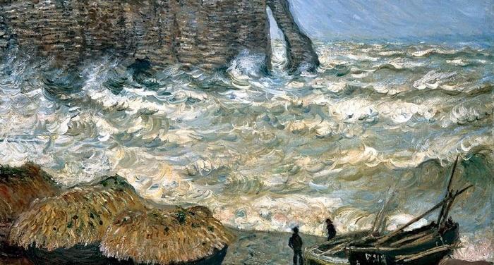 Emily Dickinson - Come se il mare separandosi svelasse un altro mare