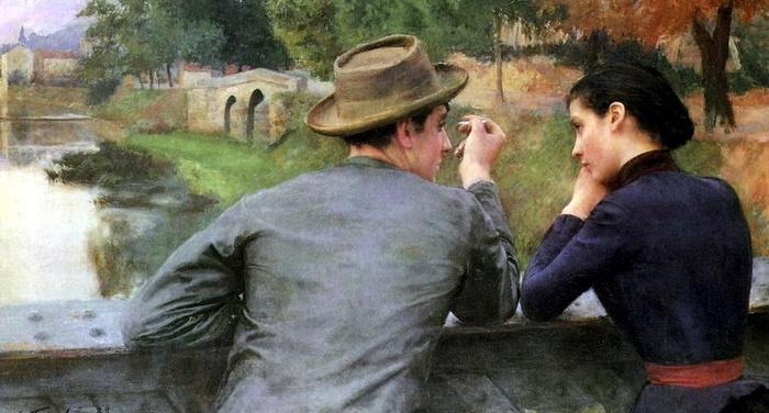Fernando Pessoa - Non so se è amor…