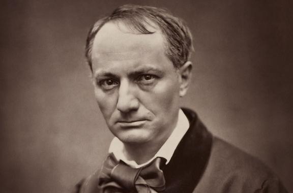 Charles Baudelaire - Eugene Delacroix gran lettore di poesie