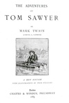Un classico americano: Mark Twain - The Adventures of Tom Sawyer - 1885 (disegni di True Williams)