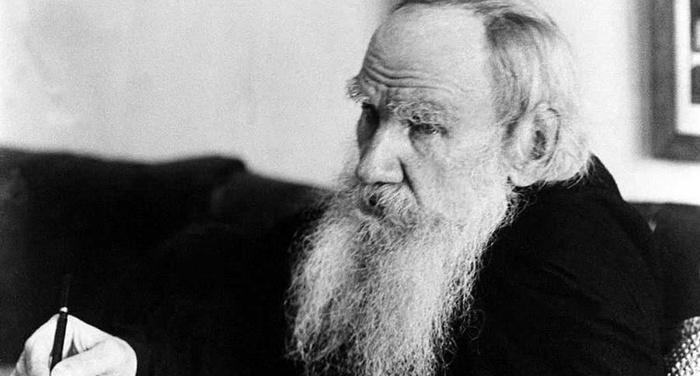 Lev Tolstoj - Sono convinto che nell'uomo esiste una forza infinita