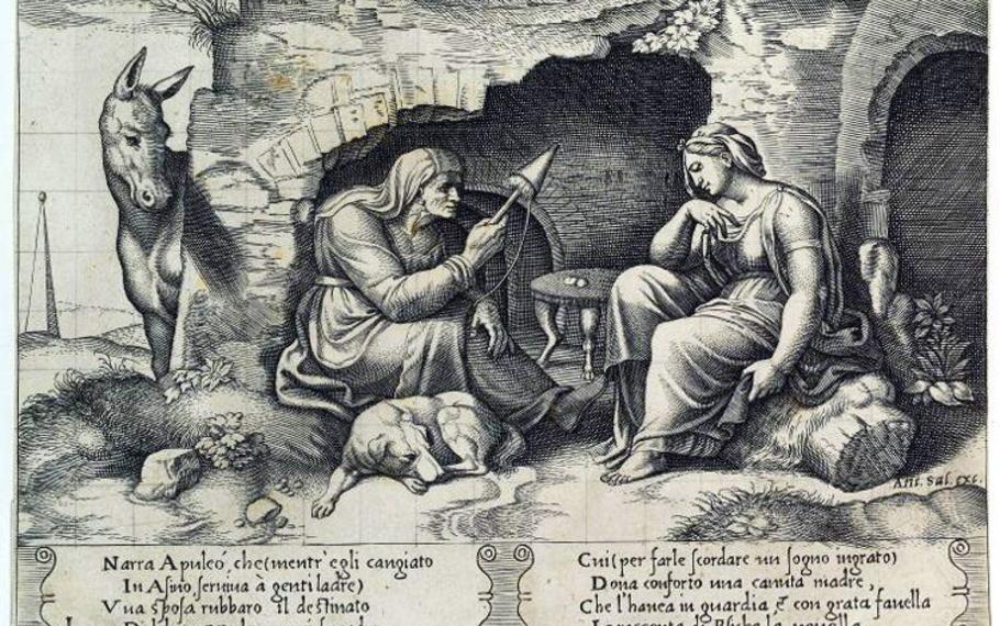 L'ispiratore: Lucio Apuleio