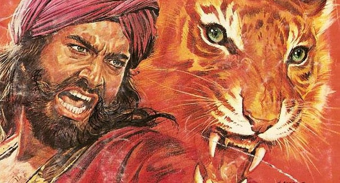 Emilio Salgari - Sandokan, la Tigre della Malesia