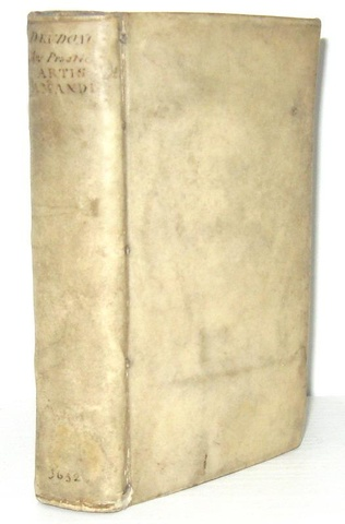 Amore e prostituzione negli scritti rinascimentali: Drudo - Practica artis amandi - Amsterdam 1651