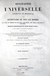 ottocento - Biographie universelle ancienne et moderne - 1851
