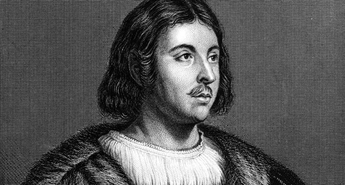Giovanni Boccaccio - Prosopopea di Dante