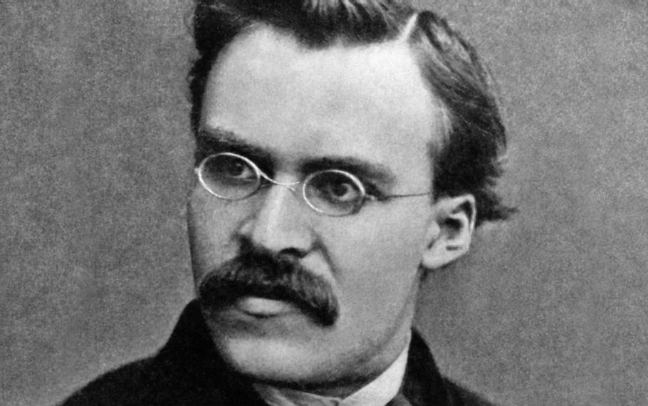 Friedrich Nietzsche - L'inavvertita miseria di ogni giorno