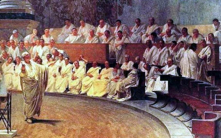 Cicerone - Siamo nati per la giustizia