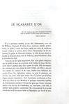 Edgar Allan Poe - Histoires extraordinaires traduites par Baudelaire - 1884 (26 bellissime tavole)