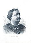 Edmondo De Amicis - Gli amici. Edizione riveduta e illustrata - 1889 (con decine di incisioni)