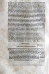 Bolla di Pio V che disciplina la vita ecclesiastica dei chierici - Roma, Blado 1569
